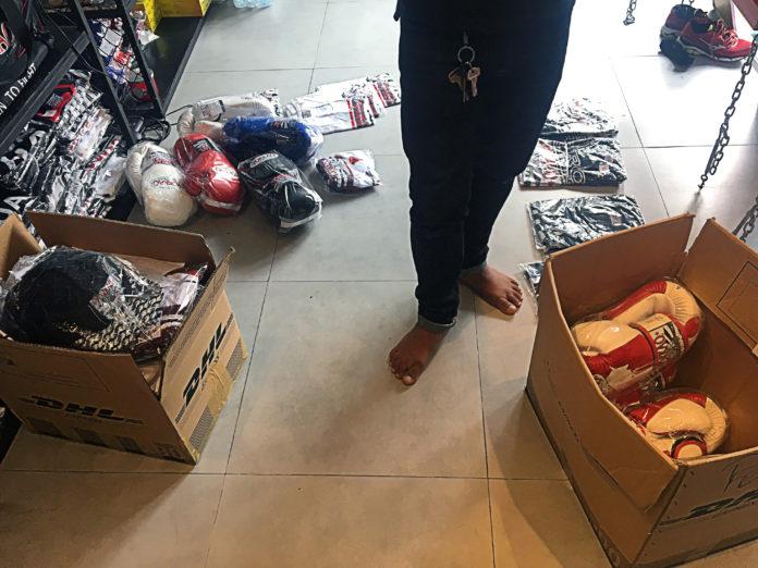 Посылка из таиланда, собрать посылку, сколько стоит