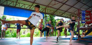 спорт туры, спортивные туры, в таиланд, в таиланде, на пхукет, тренировки