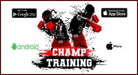 champ training app,muay thai,boxing